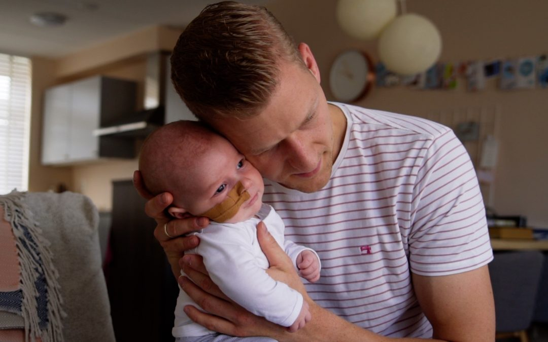 Newborn film Jona
